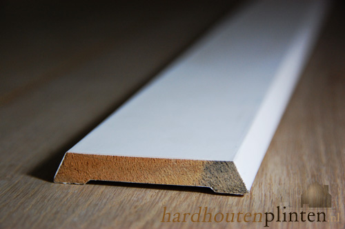 trapeze architraaf - hardhout